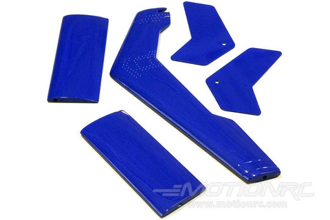 Tail Wing Set For 700 Size B429 Mercy Flight Roban Helicopter from Roban - RBN-70-112-BE429-MF