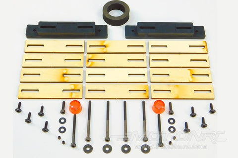 Roban 700 Size MD-500 Hardware Set RBN-SP-MD700-06