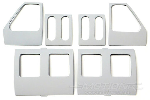 Roban 700 Size SH-60 Seahawk Door Set RBN-70-116-SH-60