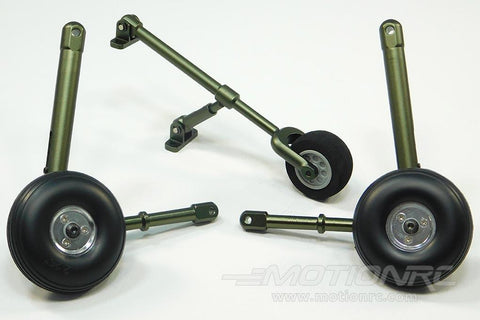 Roban 700 Size UH-60/SH-60 Landing Gear Set RBN-70-003-UH60