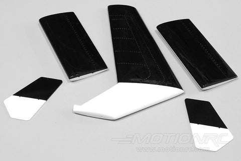 Roban 800 Size Airwolf Tail Wing Set RBN-60-129-AW