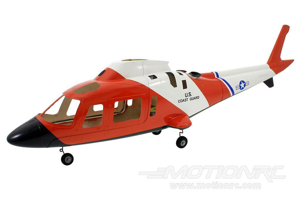 Roban A-109 Coast Guard 500 Size Helicopter Scale Conversion - KIT RBN-KF-H109CG5