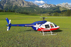 Roban B206 News 700 Size Scale Helicopter Conversion - KIT RBN-KF206NEWS7