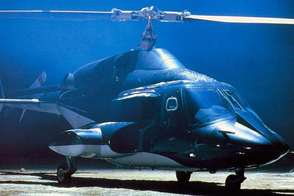 Roban B222 Airwolf 500 Size Helicopter Scale Conversion - KIT RBN-KFHAW5