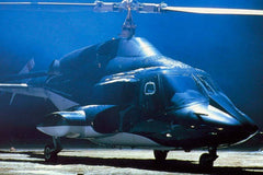 Roban B222 Airwolf 600 Size Helicopter Scale Conversion - KIT RBN-KFHAW6