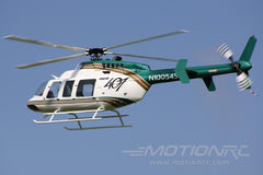 Roban B407 Sheriff 700 Size Scale Helicopter - ARF RBN-407SF-7S