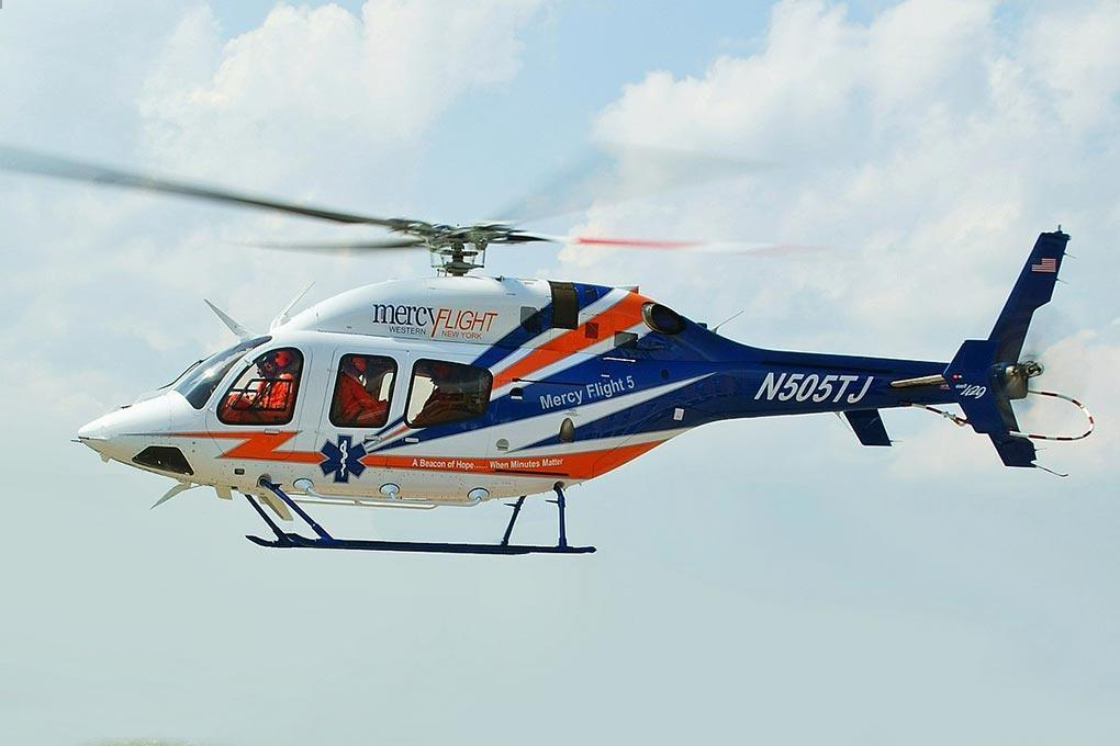 Roban B429 Mercy Flight 700 Size Scale Helicopter - ARF