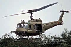 "Roban ""Huey"" UH-1D Army 800 Size Scale Helicopter - ARF - SCRATCH AND DENT RBN-212MI-8"