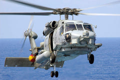Roban SH-60 Seahawk 600 Size Helicopter Scale Conversion - KIT RBN-KFUH60SEA6
