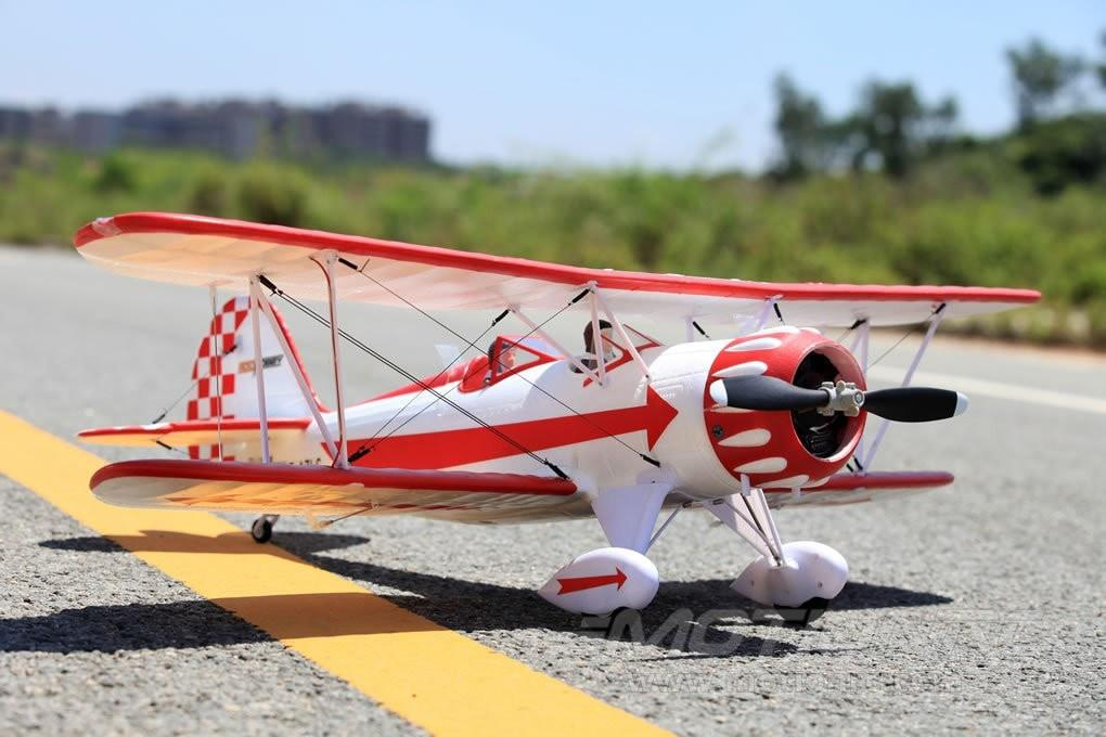 "RocHobby Waco Red 1030mm (40.5"") Wingspan - PNP ROC011RED"