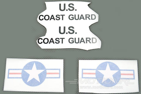 RotorScale A-109 Rescue 450 Decal Set RSH000506