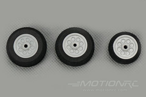 RotorScale A-109 Rescue 450 Wheel Set RSH000501