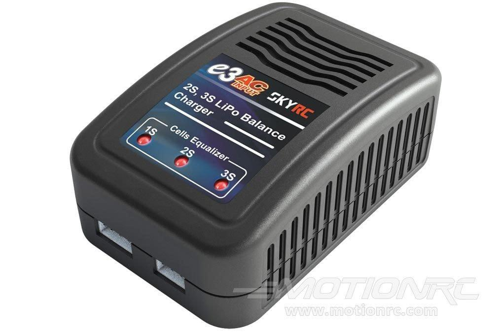 SkyRC e3 11W 3 Cell (3S) Compact AC LiPo Battery Charger SK-100081