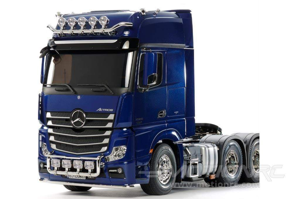 Tamiya RC Mercedes Benz Actros 1/14 Scale Semi Truck - KIT TAM56354