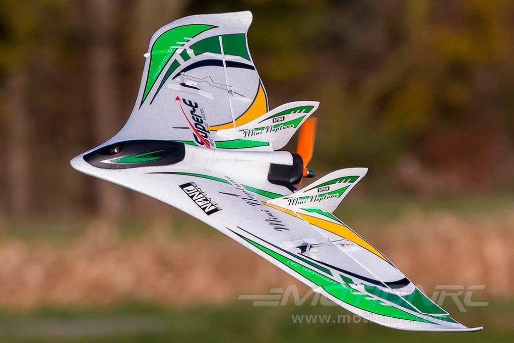 "TechOne Mini Neptune Green 588mm (23"") Wingspan - PNP TEC08600P-GRN"