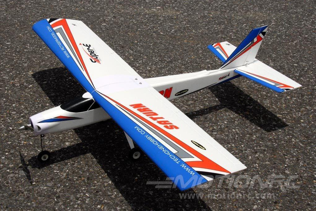 "TechOne Saturn Blue 1230mm (48.4"") Wingspan - PNP TEC08500P-BLU"