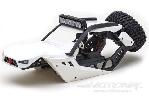XK 1/12 Scale Rock Crawler Rally White Car Shell WLT-12429-1098