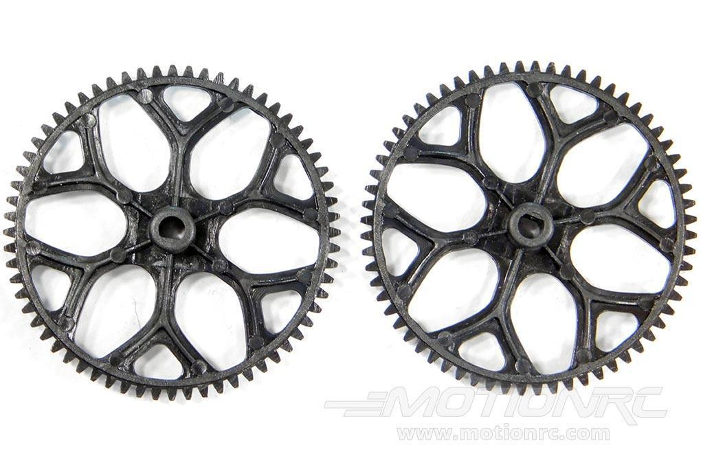 XK K120 Helicopter Main Gear (2 Pack) WLT-K120-008