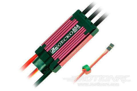 ZTW Gecko 65A ESC with 8A SBEC with XT-60 Connector ZTW4065201
