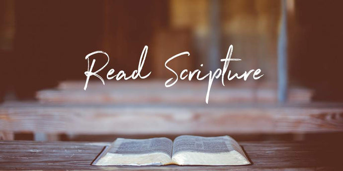 3 Ways to Read More Scripture This Year