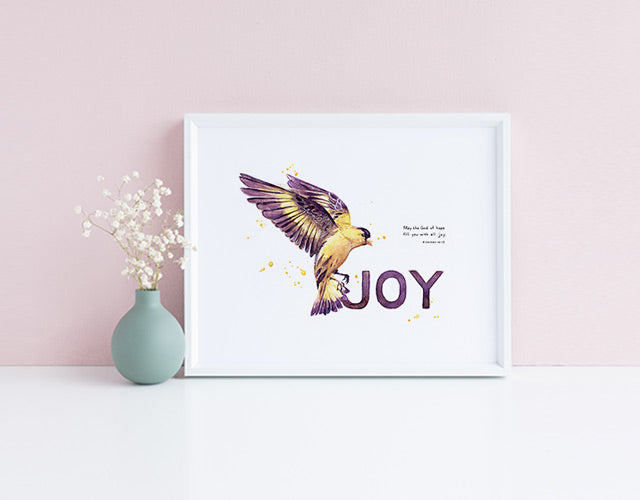 Christian Gifts for Women - Scripture Art inspired by the Bible