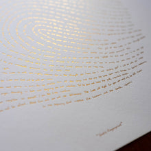 Illuminated Fingerprint Bible Wall Art
