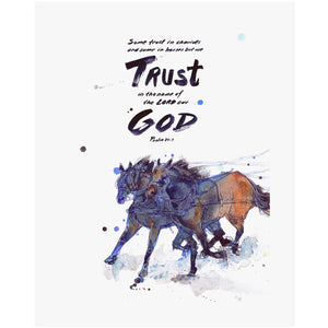My Trust is in God