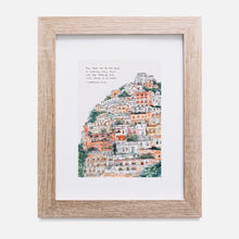 Framed Scripture Art Hebrews 13:14 A Lasting City