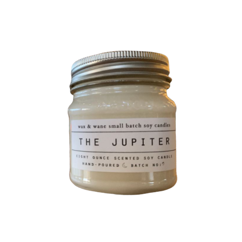The Jupiter Candle by Wax and Wane