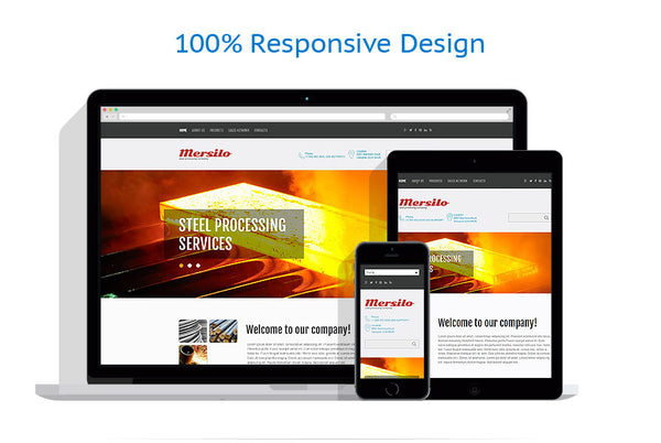 Responsive Website Design and Developement Services