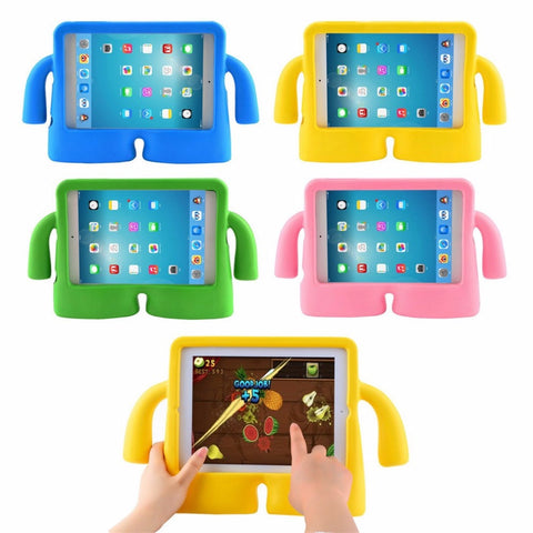 Shockproof Kids Child Handle Foam Case Cover Stand For Apple for iPad 2/3/4