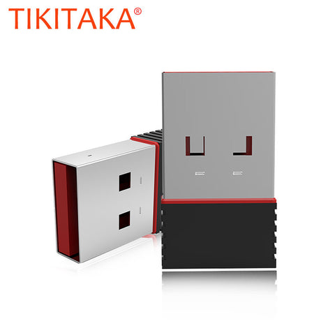 TIKITAKA Top quality Ralink RT5370 150Mbps 150M USB 2.0 WiFi Wireless Network Networking Card 802.11 b/g/n 2.4GHz LAN Adapter