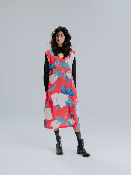 O'Keefe Dress / Fire Lily