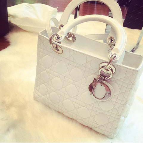 Lady Dior Medium Bag