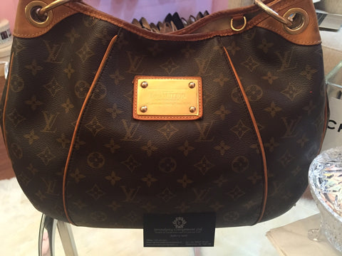 Louis Vuitton Monogram Galleria PM Bag