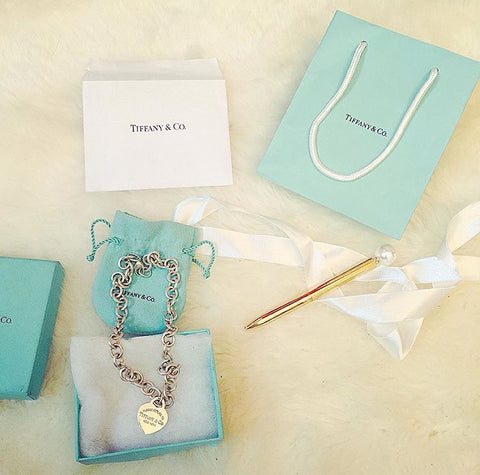 Tiffany & Co Twist Link