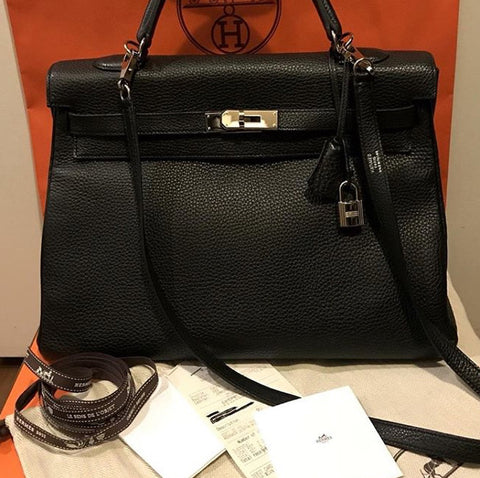 Hermes Togo Kelly 35