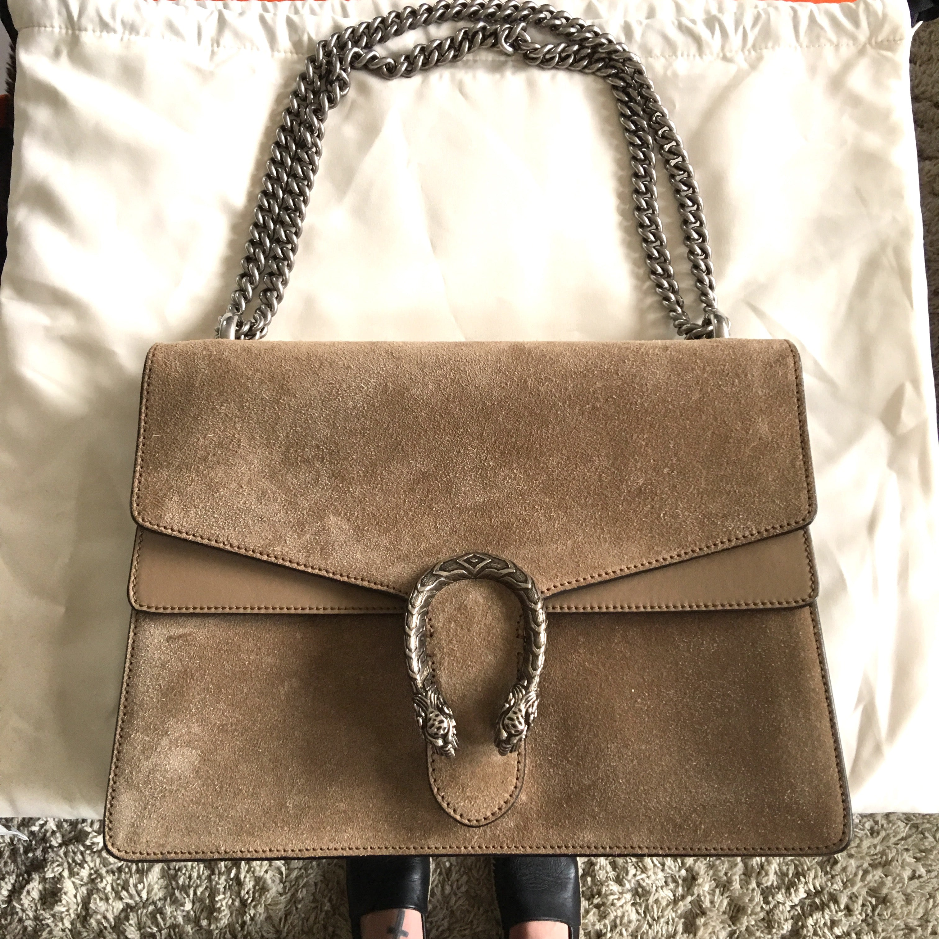 bb1f4baa138 Gucci Dionysus medium bag – Beccas Bags Boutique