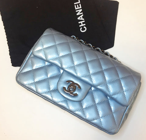 Chanel mini classic flap bag rectangular
