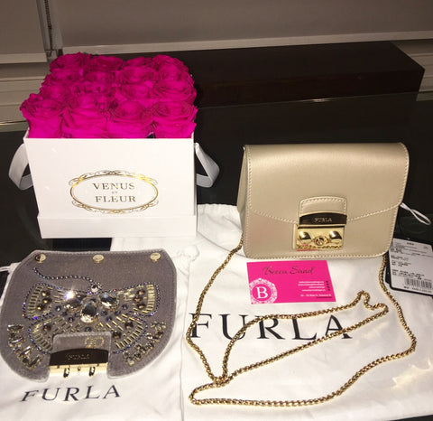 Furla charleston crossbody bag