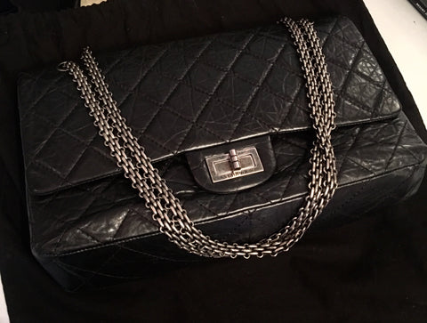 Chanel reissue