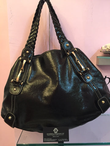 Gucci Pelham Black Shoulder Bag