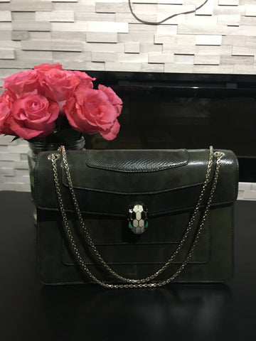 Blvgari serpenti forever bag