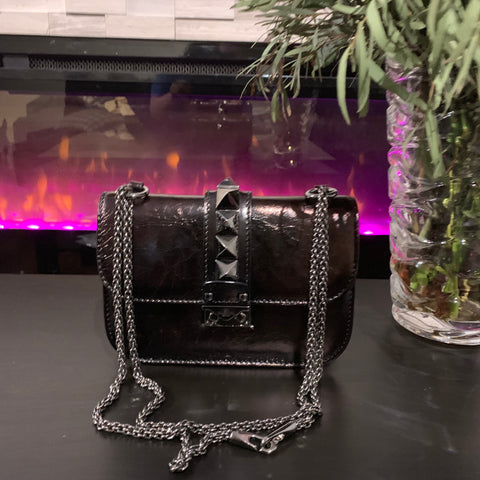 Valentino stud chain  bag