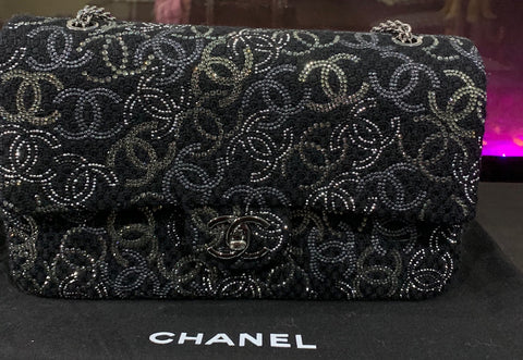 Chanel Paris Shanghai pudong flap