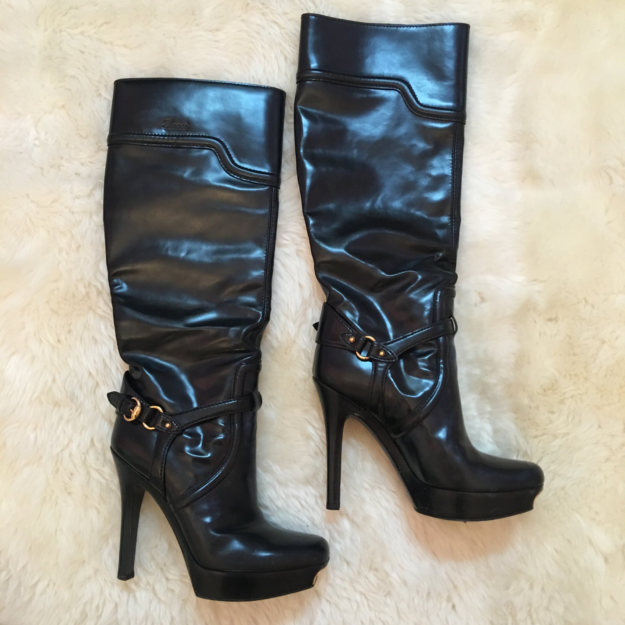 7fdc7cd6ac7 Gucci boots – Beccas Bags Boutique