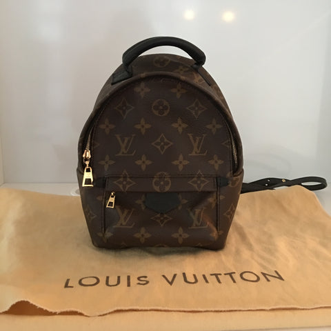 Louis Vuitton Mini Palm Springs