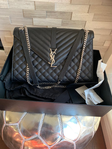 Saint Laurent college bag