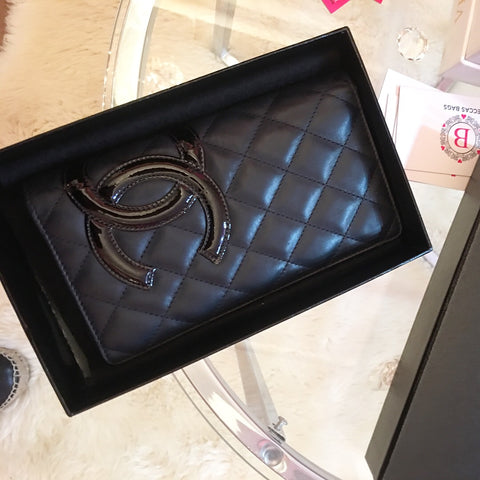 Chanel Cambon Wallet
