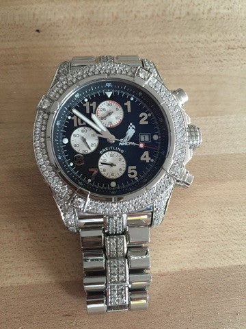 Limited edition Breitling NHLPA